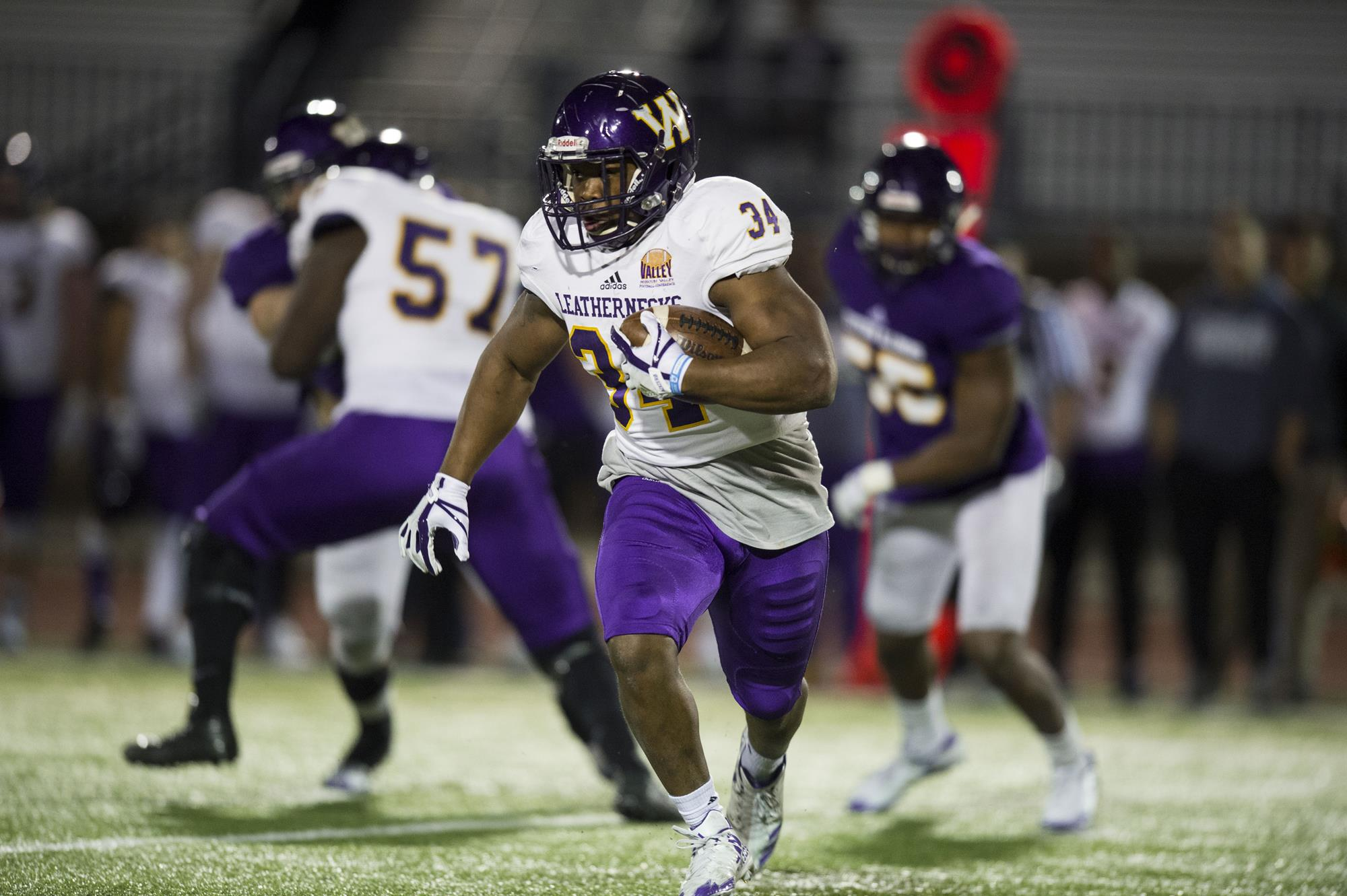 2bea60f2f Offense Shrugs off Late Rally for Spring Game Victory - Western ...